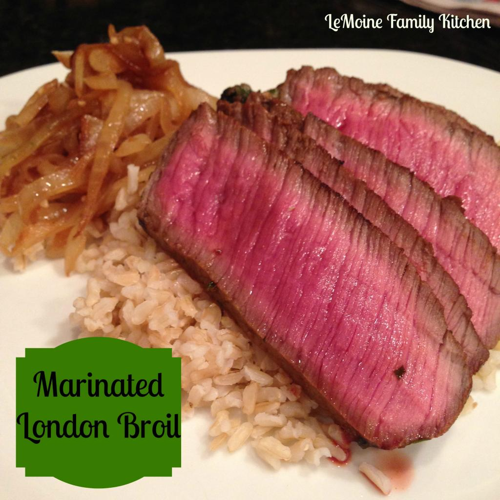 How to Cut London Broil