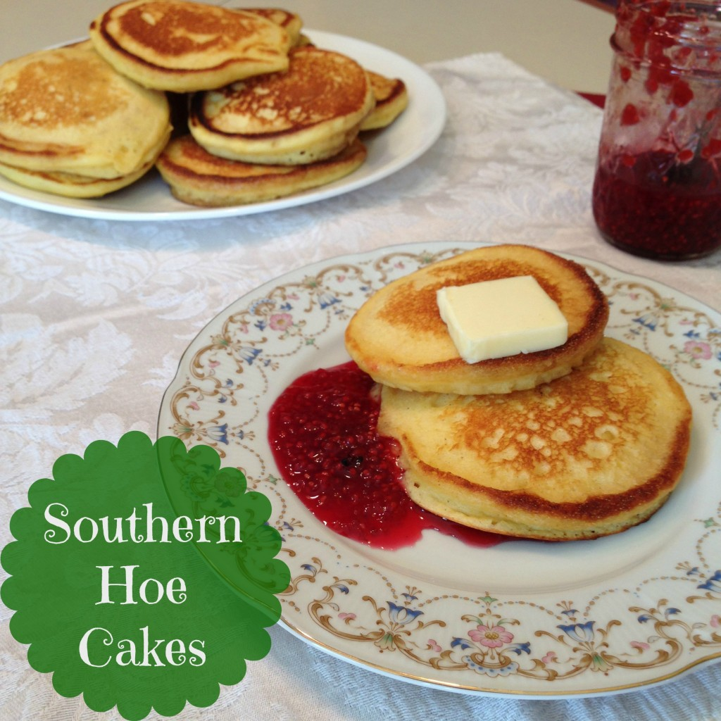 Easy Southern Hoe Cake